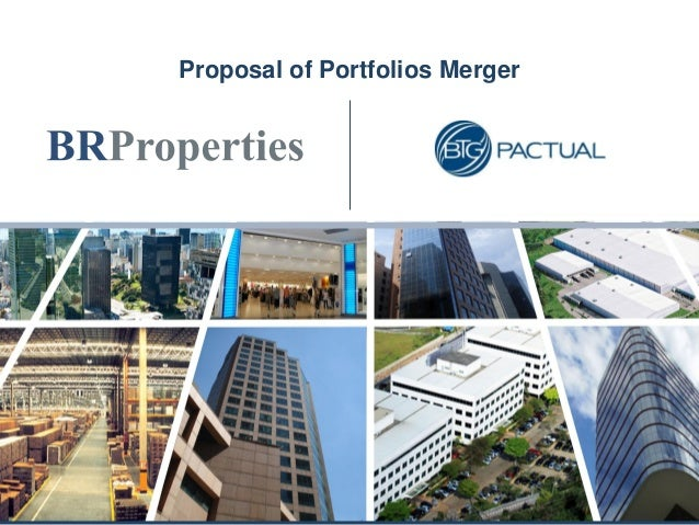 Proposal of Portfolios Merger