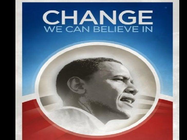 Presentation Obama