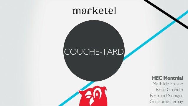 COUCHE-TARD   HEC Montréal