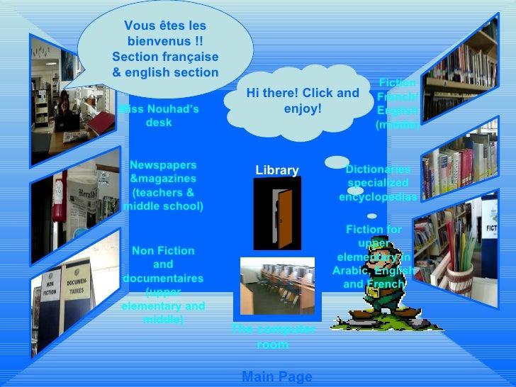 Library Virtual Tour