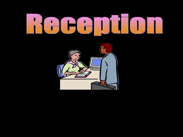 Presentation Reception