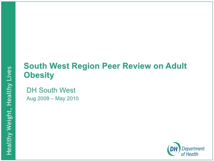Adult Obesity Peer Review Sep 2009