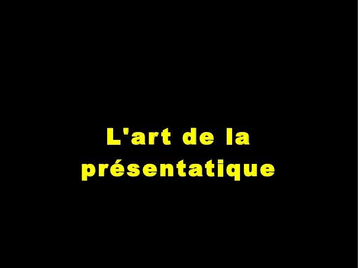 Presentation Sentynelle