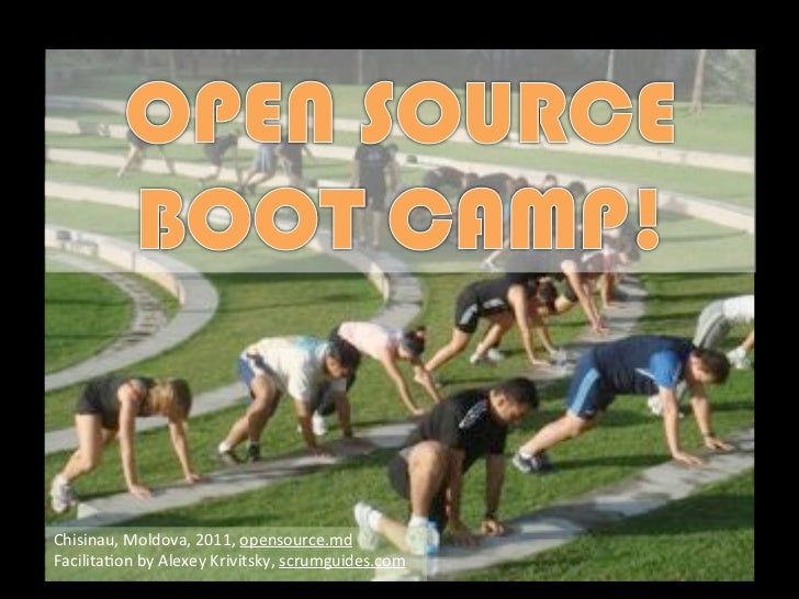 Open Source Boot Camp