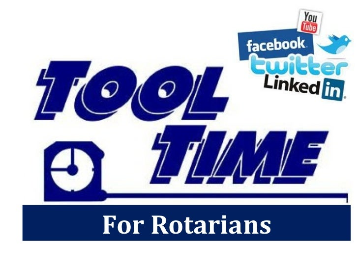 For Rotarians