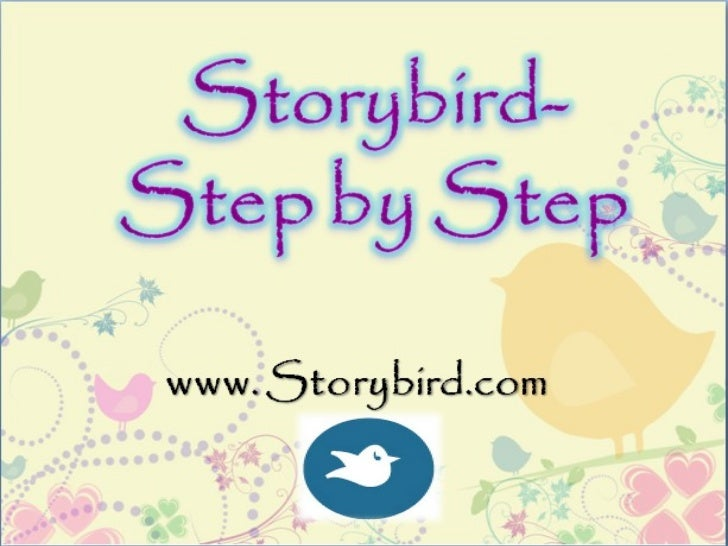 Presentation storybird