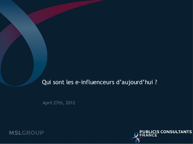 Presentation traackr-april2013