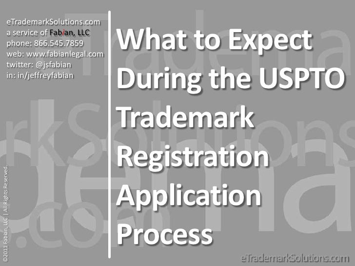 What to Expect During the USPTO Trademark Registration Process