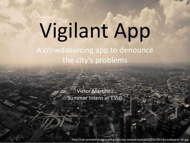 Vigilant App