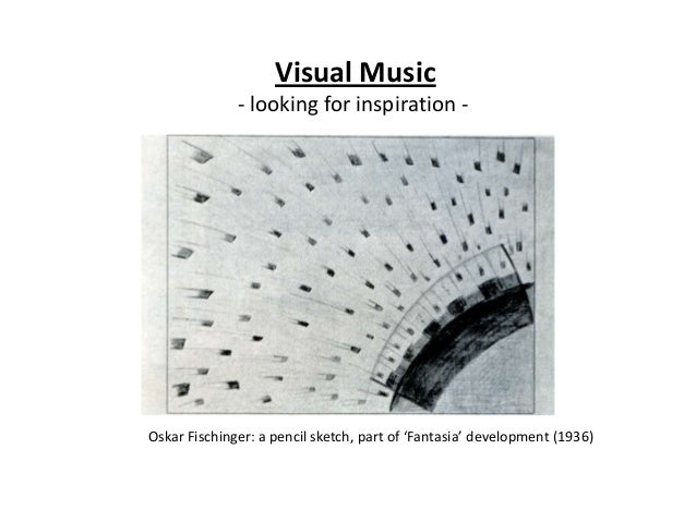 Visual Music - Presentation