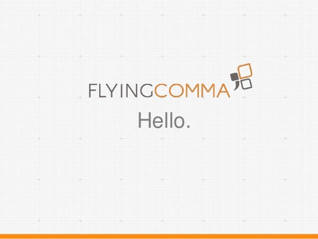 Flyingcomma - รับสมัคร Developers & Marketers/Business ทำงาน Startup!