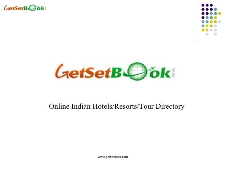 Online Indian Hotels/Resorts/Tour Directory