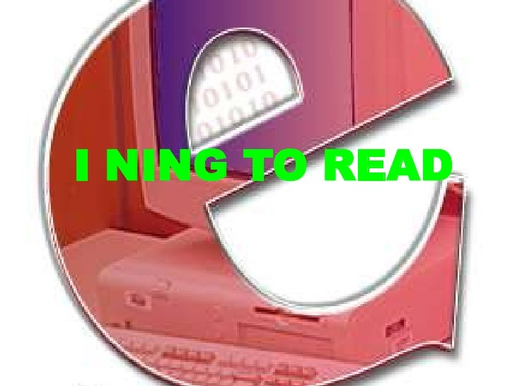 I NING TO READ<br />