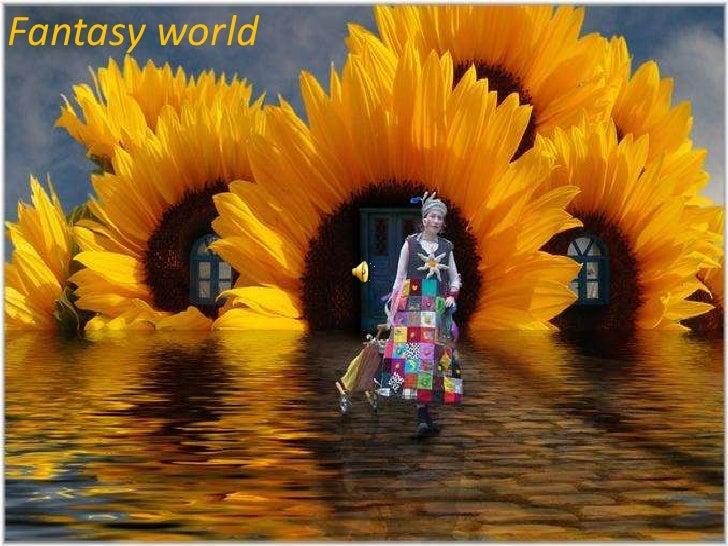 Fantasy world<br />
