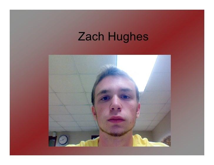 Zach Hughes