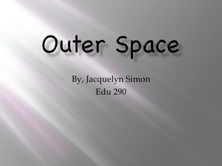 By, Jacquelyn Simon Edu 290