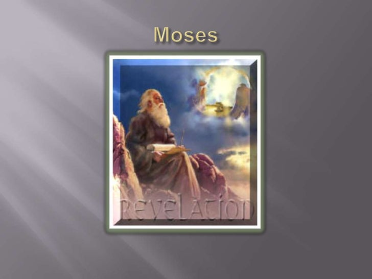Moses<br />