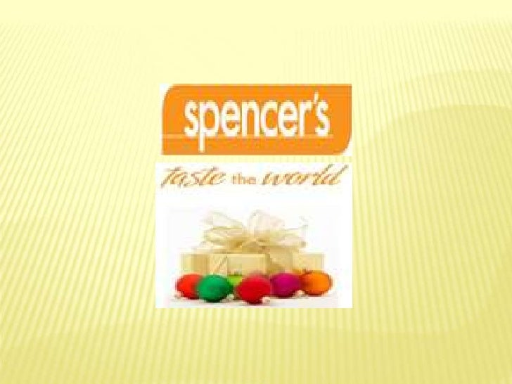 ppt of Spencer by Fahad
