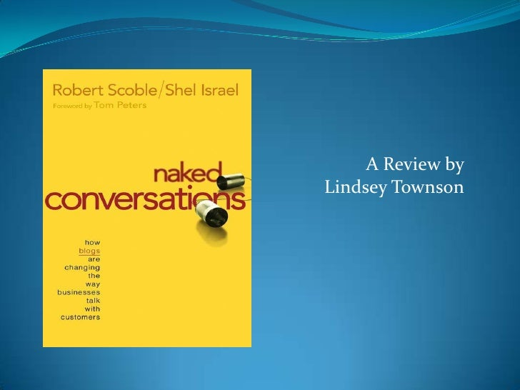 Review on Naked Conversations