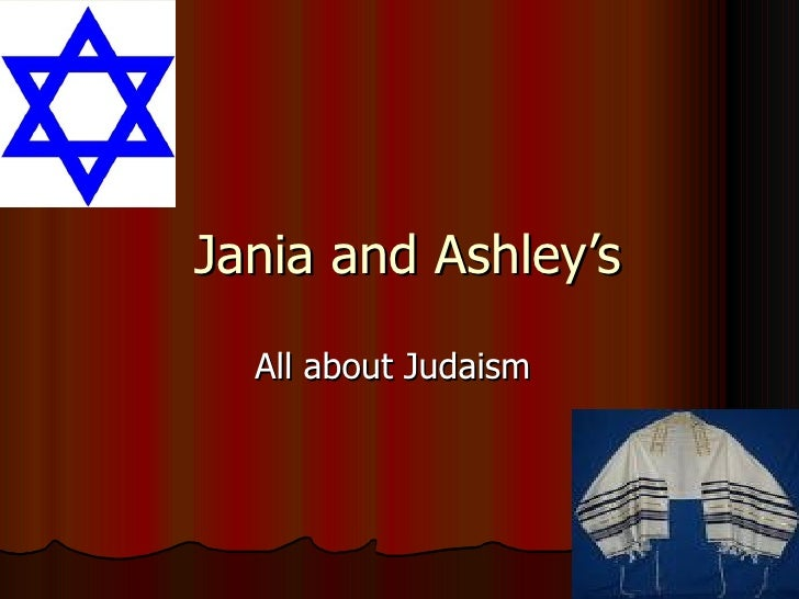Jania and Ashley's All about Judaism