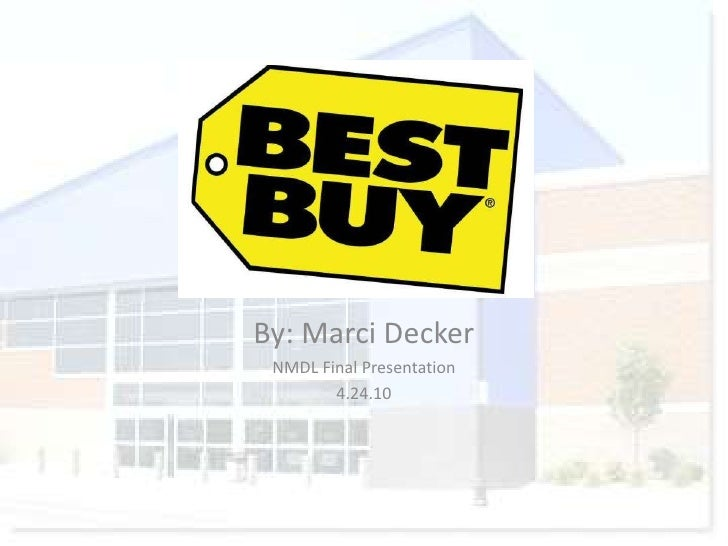 Best Buy Social Marketing Campaign