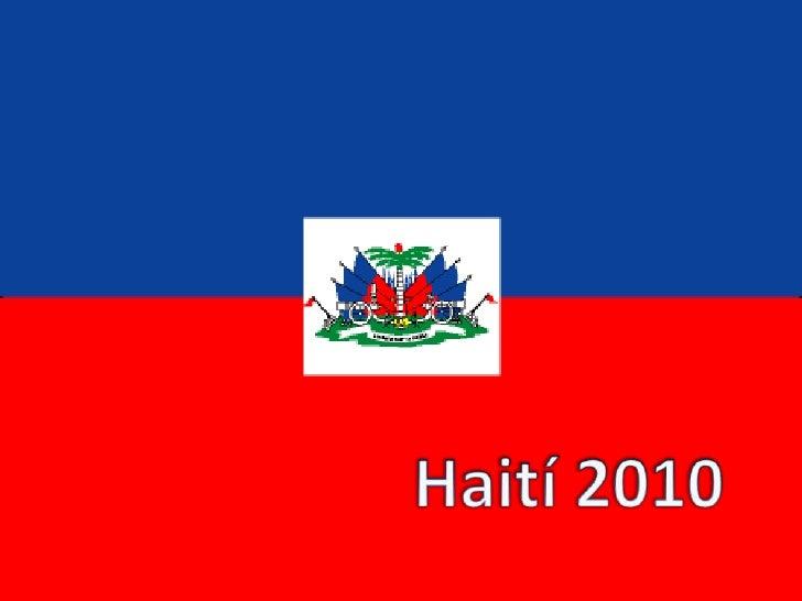 Haití 2010<br />