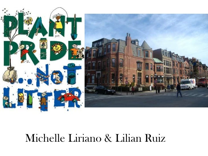 Michelle Liriano & Lilian Ruiz<br />