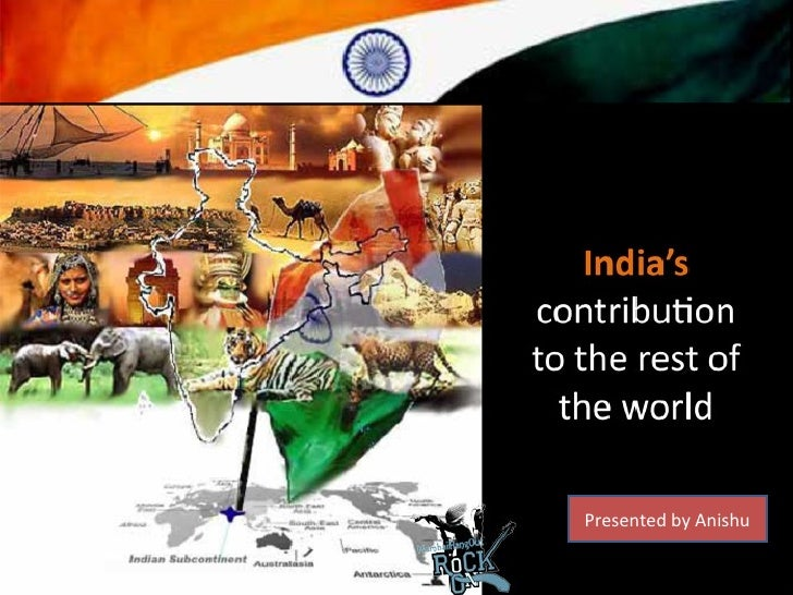 Proud to be Indian....................