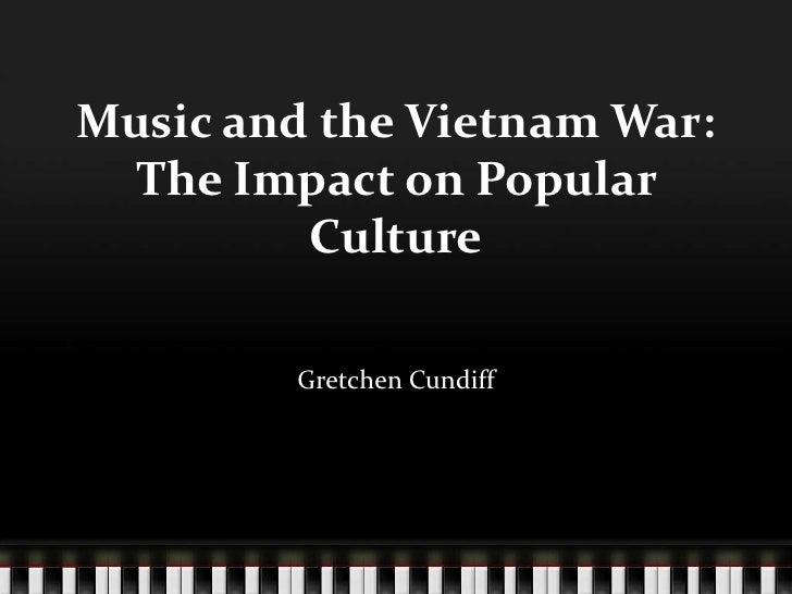 Music and the Vietnam War: