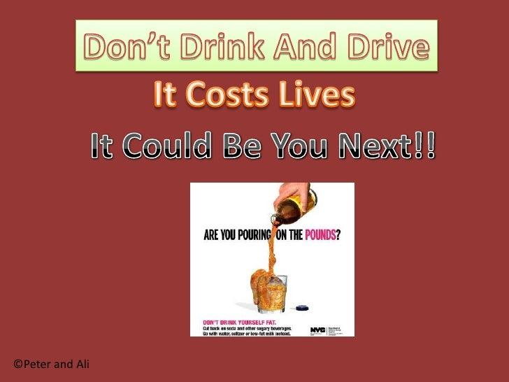 DrinkDriving