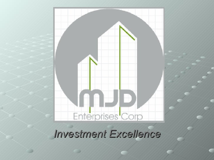 MJD Presentation1