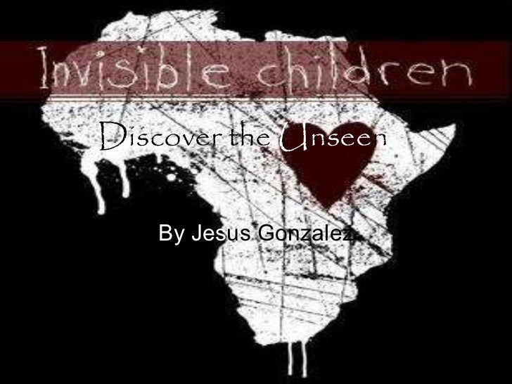 Discover the  Unsee n   By   Jes us Gonzalez