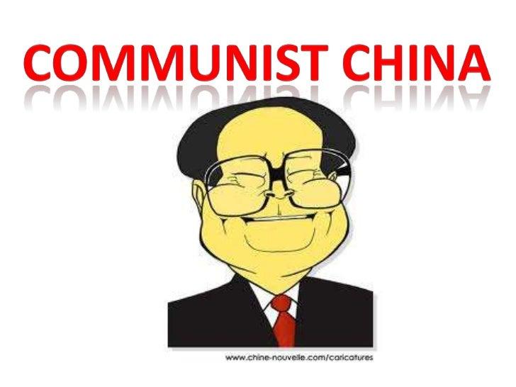 Communist china<br />