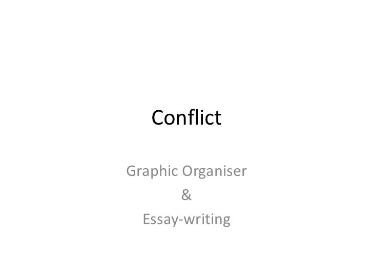 Encountering conflict essays