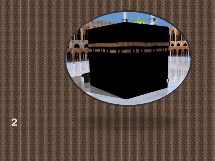 Islamic - The Kaaba's history