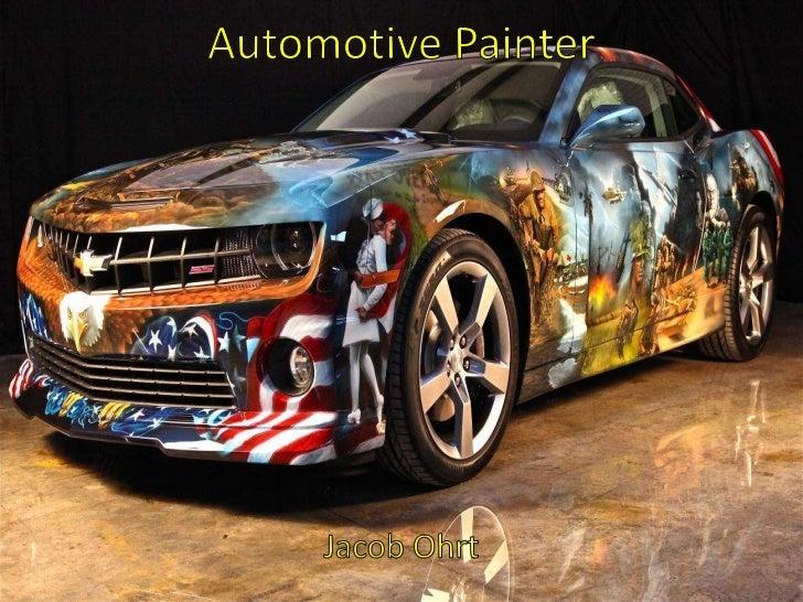 Automotive Painter
