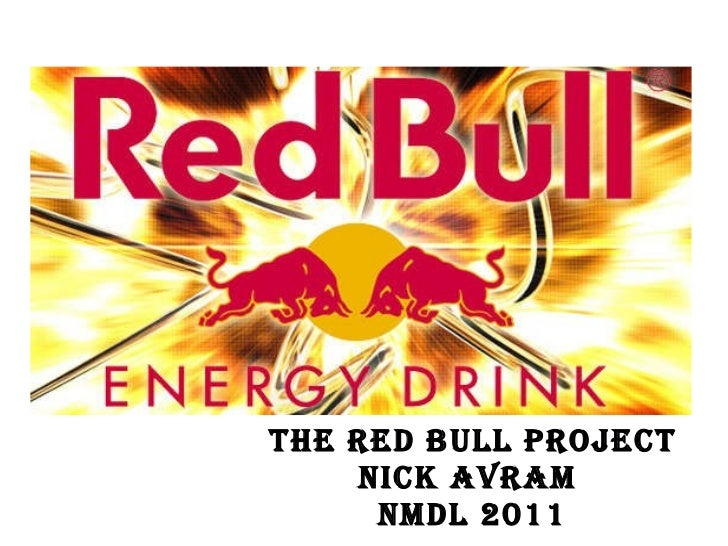 The Red Bull Project Nick Avram  NMDL 2011