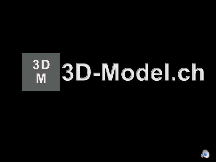 3D-Model.ch<br />