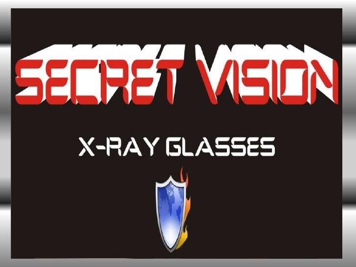 X ray glasses poker