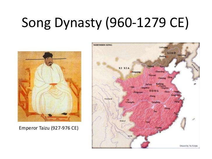 Song Dynasty (960-1279 CE)Emperor Taizu (927-976 CE)