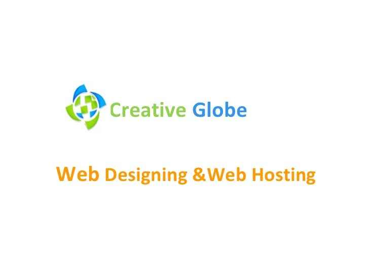 Creative  Globe Web  Designing &Web Hosting