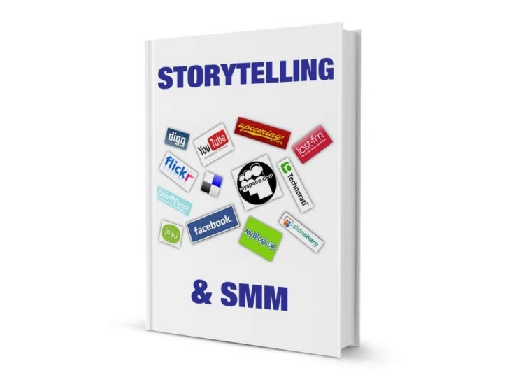 Social Media Marketing and Storytelling