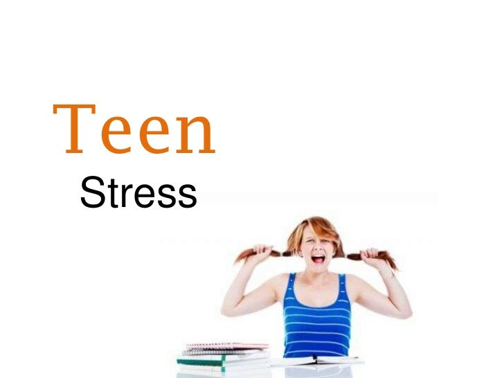 Teen Stress Teenage 24