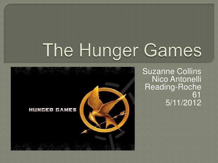 Nico Antonelli Hunger Games
