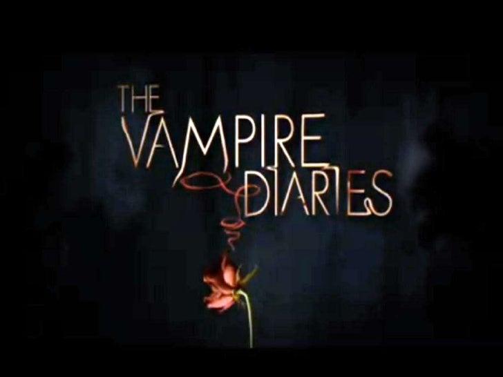 LO QUE ES…The Vampire Diaries (Crónicas vampíricas en España y El diario de losvampiros o Diarios de vampiros en México) e...