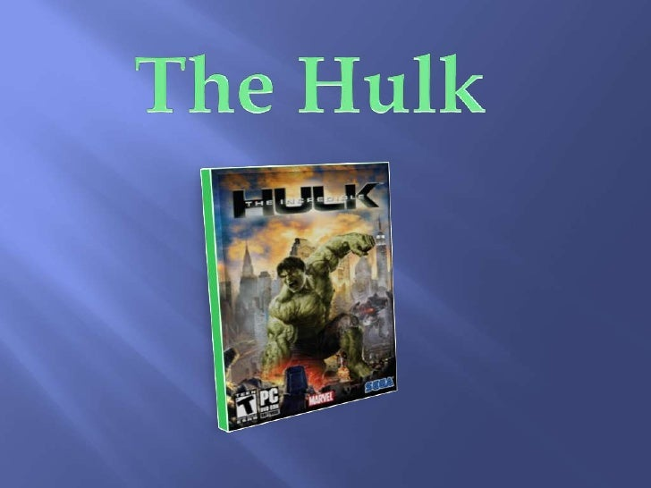 "   1962: Stan Lee and Jack Kirby create ""The Incredible Hulk"" comic book. The book lasted 6 issues and    had the first a..."