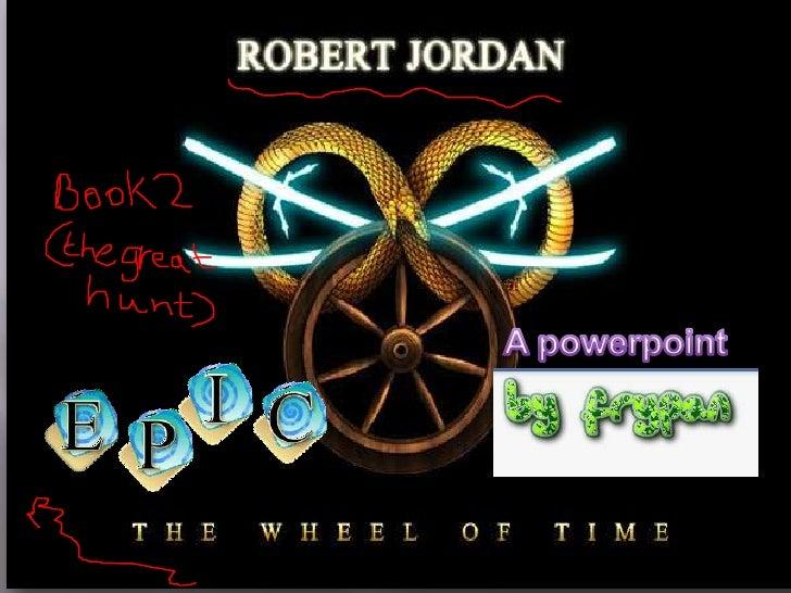Name: Robert Jordan         Hobbies: Playing Chess, Fishing, Writing                  Started writing in: 1977            ...
