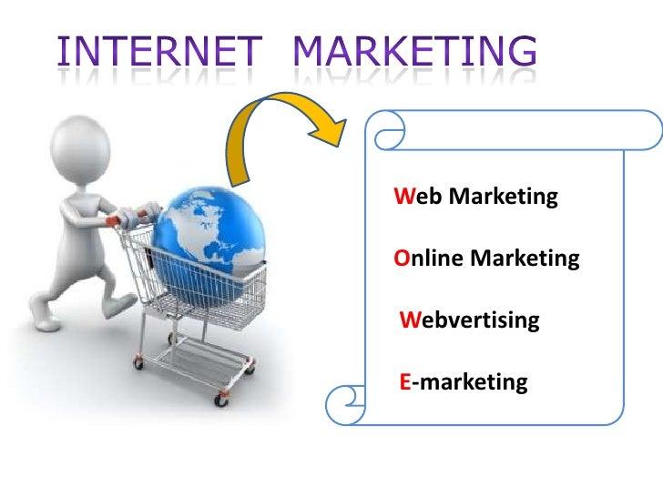 Web MarketingOnline MarketingWebvertisingE-marketing