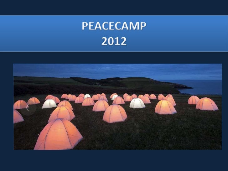 Peace Camp Poetry