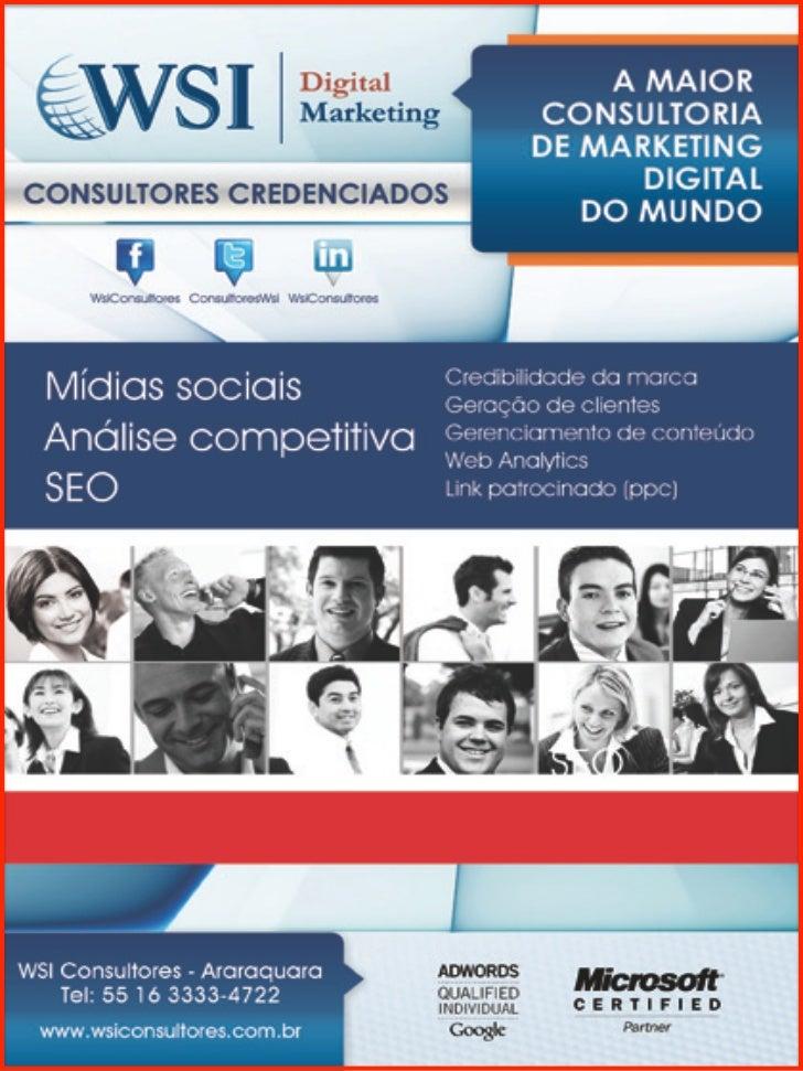 WSI Consultores - Marketing Digital